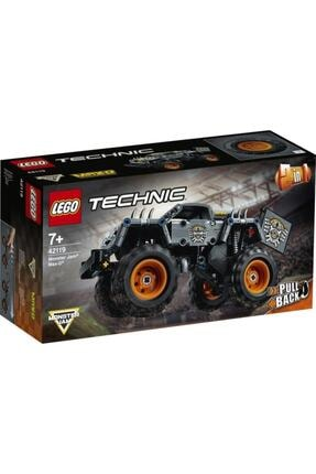 LEGO ® Technic Monster Jam® Max-D® 42119 - Çocuklar için Canavar Kamyon Oyuncak Yapım Seti 230 Parça 0