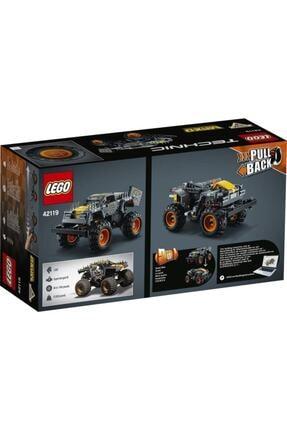 LEGO ® Technic Monster Jam® Max-D® 42119 - Çocuklar için Canavar Kamyon Oyuncak Yapım Seti 230 Parça 1