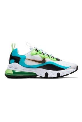 Nike Kadın Beyaz Air Max 270 React Se Spor Ayakkabı Cj4060 - 300 0