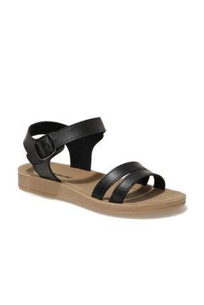 Polaris 91.158659.Z1FX Siyah Kadın Sandalet 101020336 0