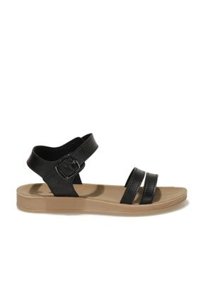 Polaris 91.158659.Z1FX Siyah Kadın Sandalet 101020336 1