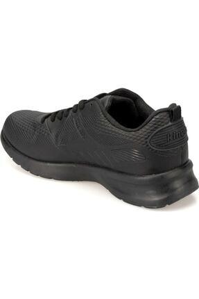 Kinetix NINA PU M 9PR Siyah Erkek Sneaker Ayakkabı 100417139 2