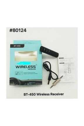 Paleon Bluetooth Aux Kiti Araç Kiti 3,5 Mm Aux Ses Bluetooth Adaptör 4