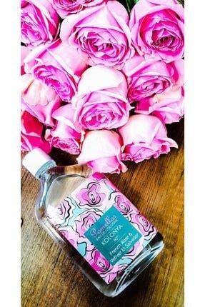 Pomellos Kolonya - French Rose & Vetıver El Salvador (250 Ml, Cam Şişe, 80 Derece) 2
