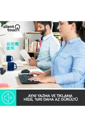 logitech Mk295 Kablosuz Klavye & Mouse Seti 920-009804 1