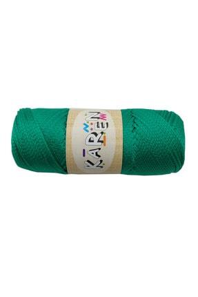Zümrüt Yeşili Polyester Makrome KRNPOM22