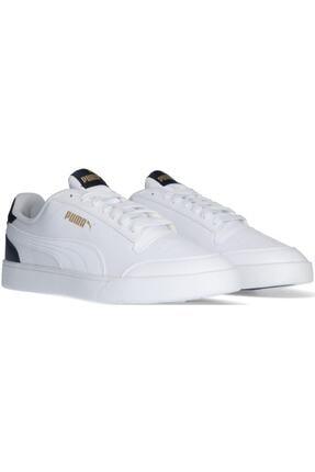 Puma SHUFFLE Beyaz Kadın Sneaker Ayakkabı 101085532 1