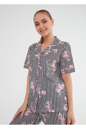 Suwen Martina Maskulen Pijama Takımı 1