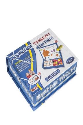 DF Toys Manyetik Tablet Tangram 4