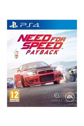Electronic Arts Need For Speed Payback Ps4 Oyun 0