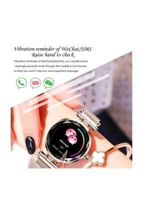 Angel Eye H1 KadınAkıllı Saat / Akıllı Bileklik Su Geçirmez Kalori Nabız Aktivite Takip Ikili Kombin 3