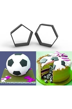 Futbol Topu Kesici Set (2 Kesici) 3070157