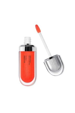 KIKO Nemlendirici Dudak Parlatıcısı - 3D Hydra Lipgloss 14 Geranium 8025272604000 0
