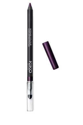 KIKO Göz Kalemi - Intense Colour Long Lasting Eyeliner 05 Metallic Purple 8025272623155 0