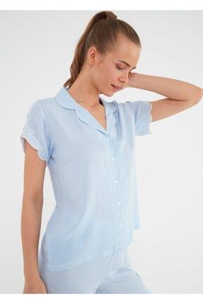 Suwen Lines Maskulen Pijama Takımı 2
