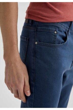 Defacto Sergio Regular Fit Normal Bel Boru Paça Jean Pantolon 3