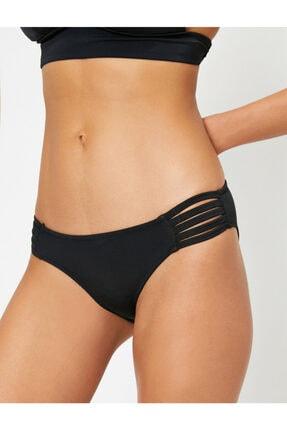 Koton Kadın Siyah Bikini Alti 0YAK88426GM 0