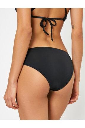 Koton Kadın Siyah Bikini Alti 0YAK88426GM 2
