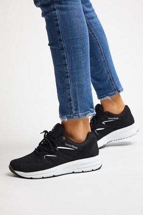 Tonny Black Siyah Beyaz Unisex Sneaker 772.SB0 1