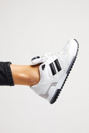Tonny Black Beyaz Unisex Sneaker TB282-0 0