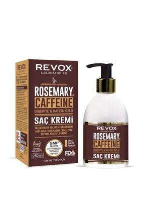 Revox Biberiye Ve Caffein Özlü Saç Kremi 250 ml 0