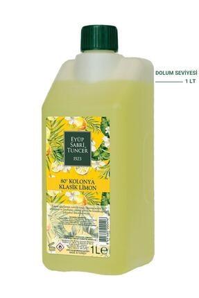 Eyüp Sabri Tuncer Limon Kolonyası 1lt Ped Bidon 1