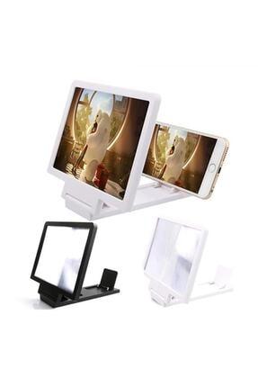 TSS Accessory Cep Telefon Ekran Büyütücü-Yansıtıcı 8 inç 2