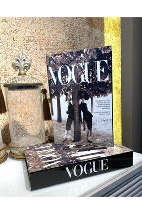 RetroLazer Vogue Kadınlar Dekoratif Kitap Kutu Aksesuar 2