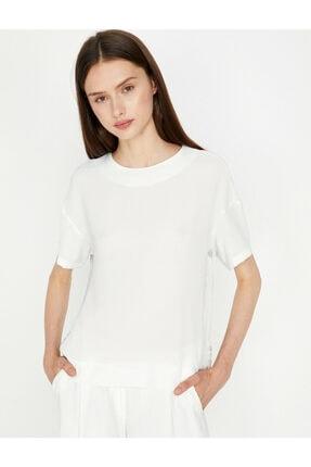 Koton Kadın Beyaz Bluz 1