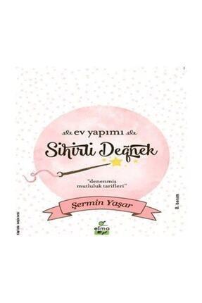 Elma Yayınları Ev Yapımı Sihirli Değnek - Şermin Çarkacı 9786055286965 0
