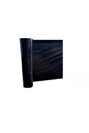 mita tarım Siyah Malç Naylonu 130 cm 80 Micron 25 mt 0