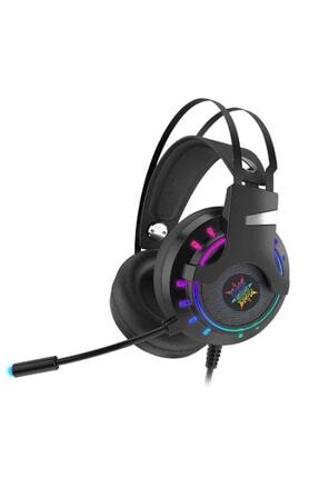 Inca Igk-x10 Lapetos Series 7.1surround Rgb Gamıng Headset 1