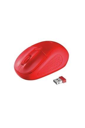 Trust Primo 20787 Kablosuz Kırmızı Mouse 2