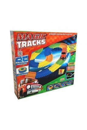 Kayyum Oyuncak Magic Tracks Hareketli Raylar 168 Parça 1