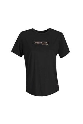 Kinetix SN274 NINA T-SHIRT Siyah Kadın T-Shirt 100583837 0