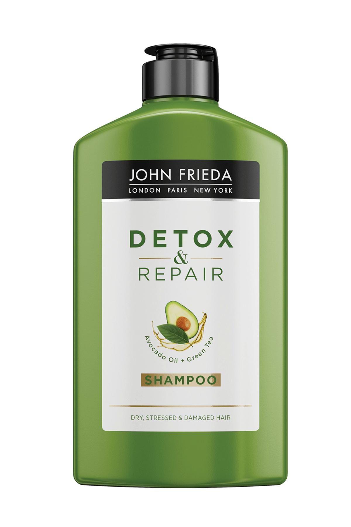 John Frieda Kuru Ve Yıpranmış Saçlar Için Onarıcı Şampuan 250 ml 0