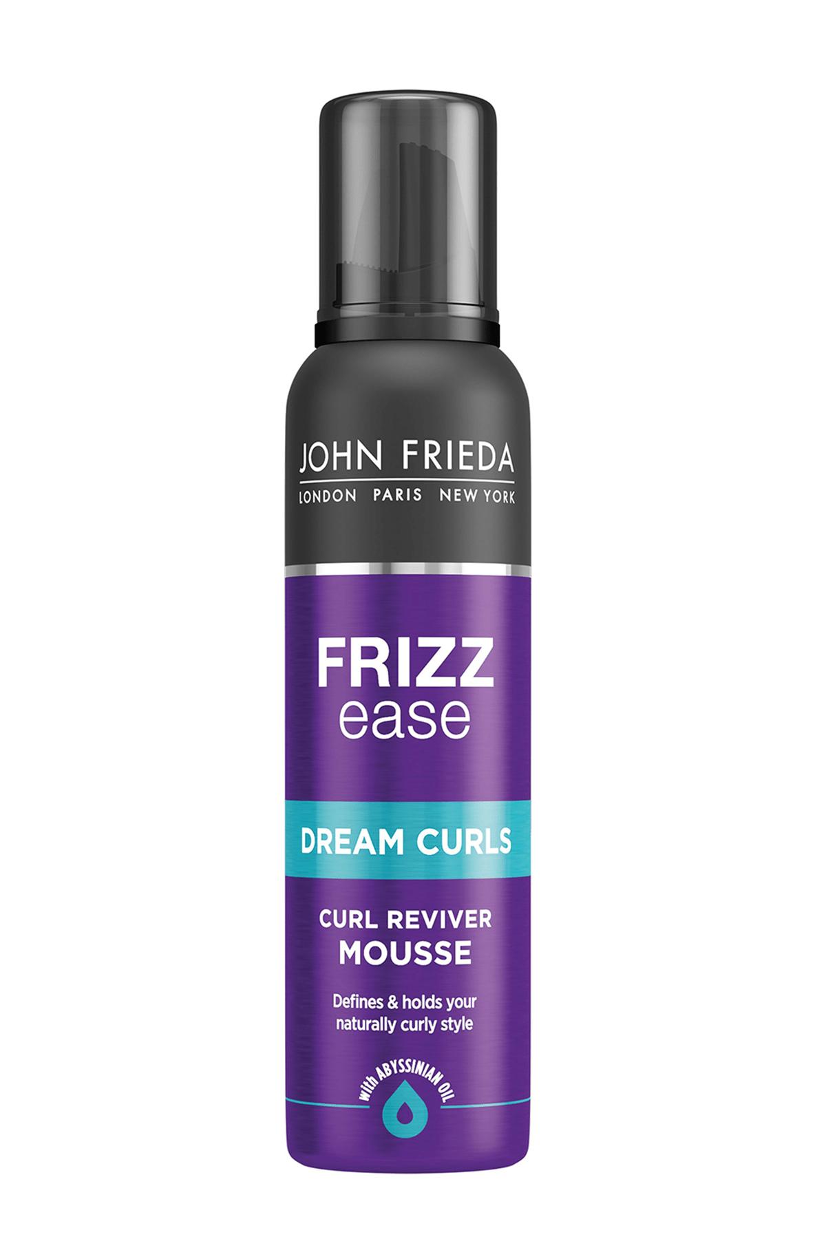 John Frieda Kusursuz Bukleler İçin Saç Köpüğü 200 ml 0