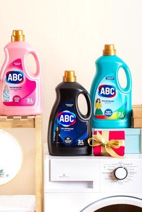 ABC Özel Sıvı Deterjan Bakım Seti 3 lt Siyahlar + Renkliler + Narinler 3'lü Set 4