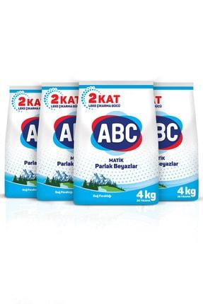 ABC Matik Dağ Ferahlığı 4 Kg 4'lü Set 2