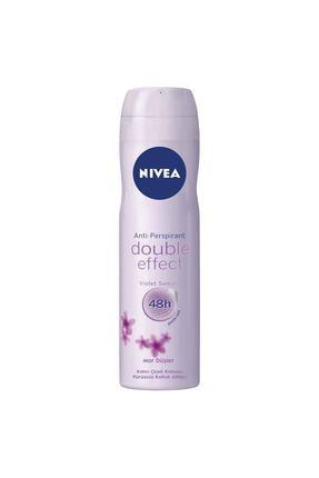 Nivea Double Effect Kadın Deodorant 150 ml 0