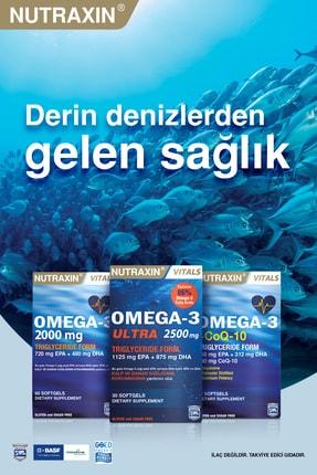Nutraxin Omega 3 2000 Mg 60 Tablet 2