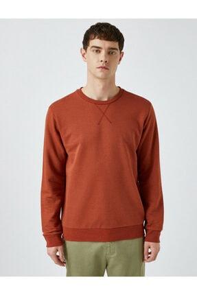 Koton Erkek Kırmızı Sweatshirt 2
