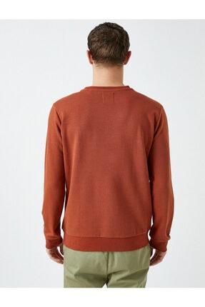 Koton Erkek Kırmızı Sweatshirt 3