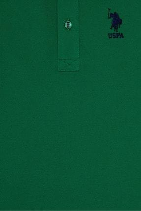 US Polo Assn Yesıl Erkek Çocuk T-Shirt 2