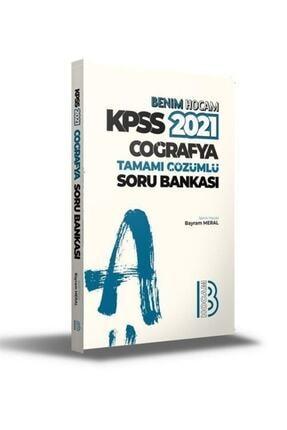 Benim Hocam Yayınları Benim Hocam 2021 Kpss Coğrafya Tamamı Çözümlü Soru Bankası 0