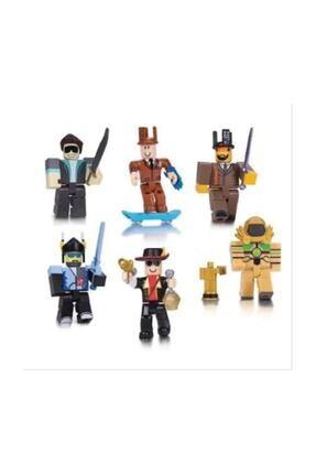 Roblox Oyuncak Figürleri Büyük Set Figür Set 6'lı 1