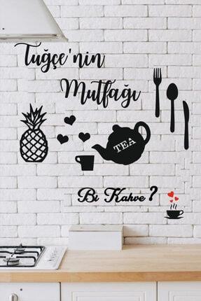 evdeucuz Mutfak Isimli Duvar Dekoru Konsepti +bi Kahve 0