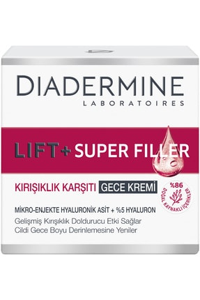 Diadermine Lift+Super filler Gece Kremi 50 ml 1
