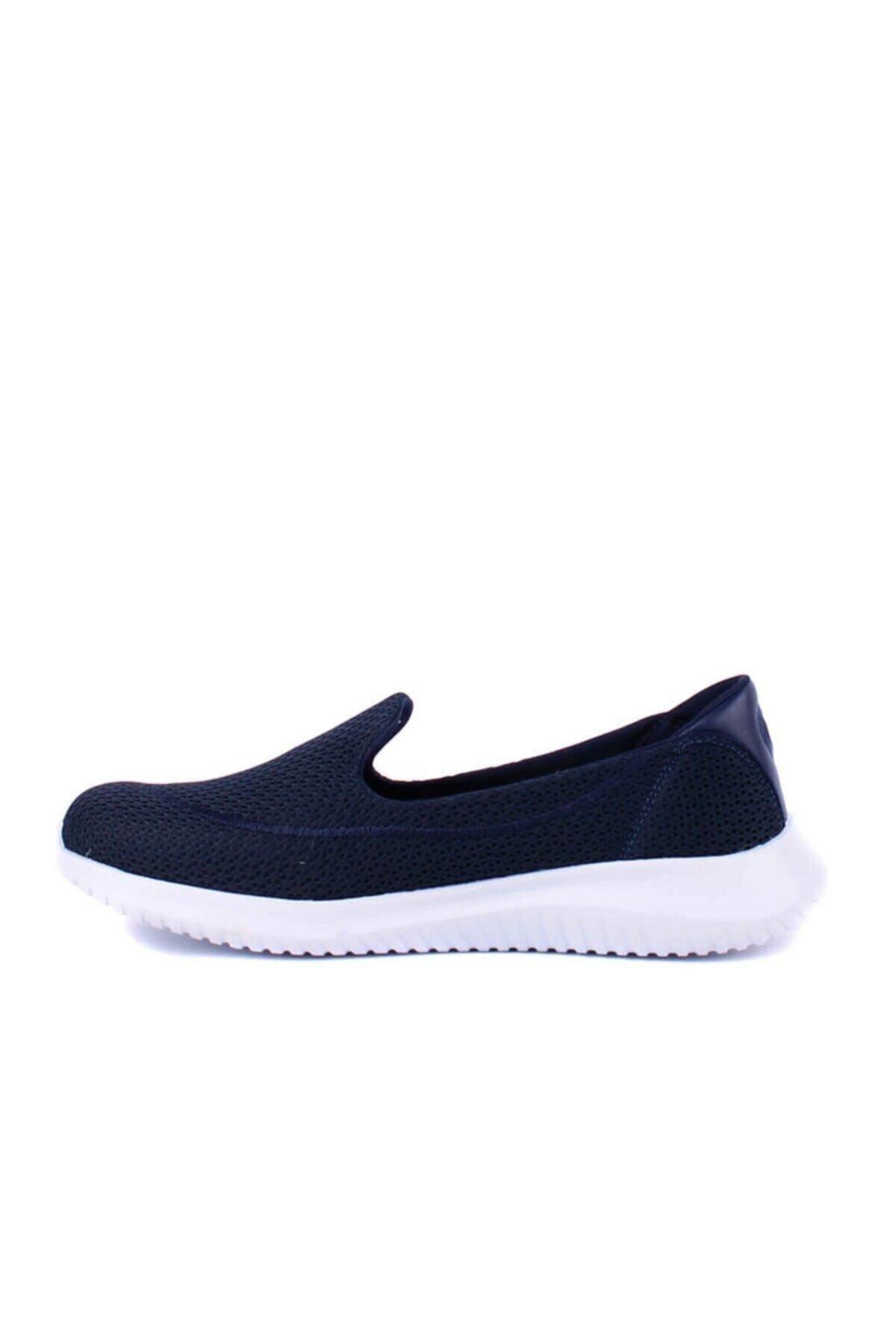 Pierre Cardin Kadın Lacivert Günlük Yürüyüş Ayakkabısı  Pc-30168