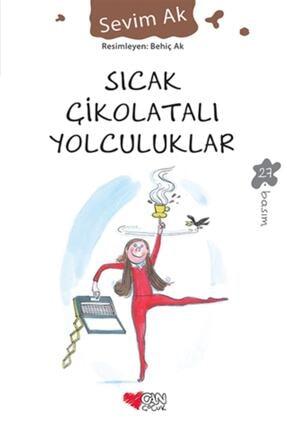 Can Çocuk Yayınları Sıcak Çikolatalı Yolculuklar / Sevim Ak / 0